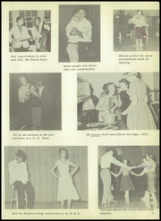 Page 15, 1958 Edition, Mineral Wells High School - Burro Yearbook (Mineral Wells, TX) online yearbook collection