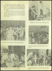 Page 16, 1958 Edition, Mineral Wells High School - Burro Yearbook (Mineral Wells, TX) online yearbook collection
