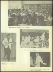 Page 9, 1958 Edition, Mineral Wells High School - Burro Yearbook (Mineral Wells, TX) online yearbook collection