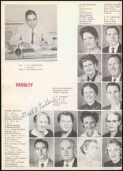 Page 12, 1959 Edition, Mineral Wells High School - Burro Yearbook (Mineral Wells, TX) online yearbook collection
