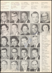 Page 13, 1959 Edition, Mineral Wells High School - Burro Yearbook (Mineral Wells, TX) online yearbook collection