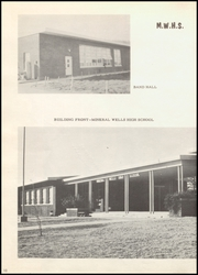 Page 14, 1959 Edition, Mineral Wells High School - Burro Yearbook (Mineral Wells, TX) online yearbook collection