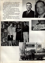 Page 10, 1967 Edition, Mineral Wells High School - Burro Yearbook (Mineral Wells, TX) online yearbook collection
