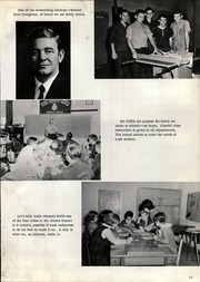 Page 15, 1967 Edition, Mineral Wells High School - Burro Yearbook (Mineral Wells, TX) online yearbook collection