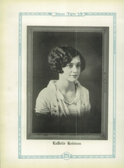 Page 78, 1925 Edition, Texas High School - Tiger Yearbook (Texarkana, TX) online yearbook collection