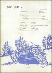 Page 10, 1942 Edition, Texas High School - Tiger Yearbook (Texarkana, TX) online yearbook collection
