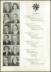 Page 16, 1942 Edition, Texas High School - Tiger Yearbook (Texarkana, TX) online yearbook collection