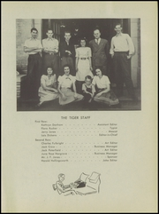 Page 13, 1945 Edition, Texas High School - Tiger Yearbook (Texarkana, TX) online yearbook collection