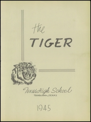 Page 7, 1945 Edition, Texas High School - Tiger Yearbook (Texarkana, TX) online yearbook collection