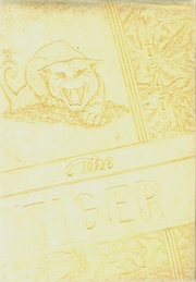 Page 1, 1949 Edition, Texas High School - Tiger Yearbook (Texarkana, TX) online yearbook collection