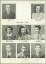 Page 10, 1949 Edition, Texas High School - Tiger Yearbook (Texarkana, TX) online yearbook collection