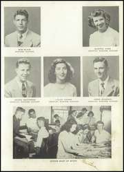 Page 11, 1949 Edition, Texas High School - Tiger Yearbook (Texarkana, TX) online yearbook collection