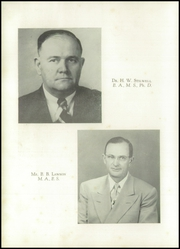 Page 14, 1949 Edition, Texas High School - Tiger Yearbook (Texarkana, TX) online yearbook collection