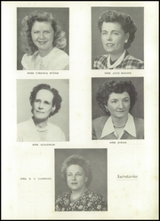 Page 15, 1949 Edition, Texas High School - Tiger Yearbook (Texarkana, TX) online yearbook collection