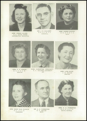 Page 16, 1949 Edition, Texas High School - Tiger Yearbook (Texarkana, TX) online yearbook collection