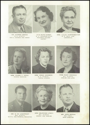 Page 17, 1949 Edition, Texas High School - Tiger Yearbook (Texarkana, TX) online yearbook collection