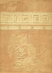 Page 1, 1950 Edition, Texas High School - Tiger Yearbook (Texarkana, TX) online yearbook collection