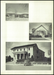 Page 11, 1950 Edition, Texas High School - Tiger Yearbook (Texarkana, TX) online yearbook collection