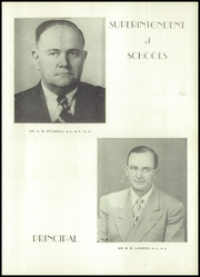 Page 13, 1950 Edition, Texas High School - Tiger Yearbook (Texarkana, TX) online yearbook collection
