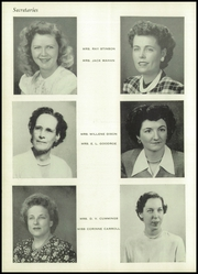 Page 14, 1950 Edition, Texas High School - Tiger Yearbook (Texarkana, TX) online yearbook collection