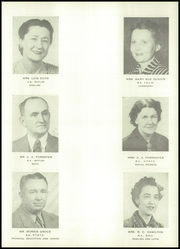 Page 17, 1950 Edition, Texas High School - Tiger Yearbook (Texarkana, TX) online yearbook collection