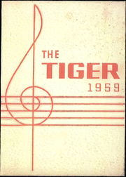 Texas High School - Tiger Yearbook (Texarkana, TX) online yearbook collection, 1959 Edition, Page 1