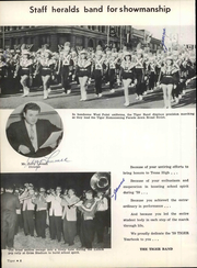 Page 12, 1959 Edition, Texas High School - Tiger Yearbook (Texarkana, TX) online yearbook collection