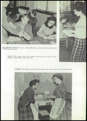 Page 15, 1960 Edition, Texas High School - Tiger Yearbook (Texarkana, TX) online yearbook collection