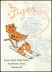 Page 5, 1960 Edition, Texas High School - Tiger Yearbook (Texarkana, TX) online yearbook collection
