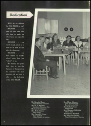 Page 6, 1960 Edition, Texas High School - Tiger Yearbook (Texarkana, TX) online yearbook collection