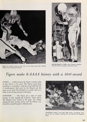 Page 111, 1966 Edition, Texas High School - Tiger Yearbook (Texarkana, TX) online yearbook collection