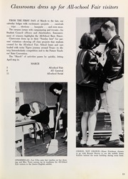 Page 15, 1966 Edition, Texas High School - Tiger Yearbook (Texarkana, TX) online yearbook collection