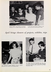 Page 17, 1966 Edition, Texas High School - Tiger Yearbook (Texarkana, TX) online yearbook collection