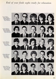 Page 207, 1966 Edition, Texas High School - Tiger Yearbook (Texarkana, TX) online yearbook collection