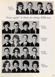 Page 213, 1966 Edition, Texas High School - Tiger Yearbook (Texarkana, TX) online yearbook collection