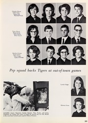 Page 215, 1966 Edition, Texas High School - Tiger Yearbook (Texarkana, TX) online yearbook collection