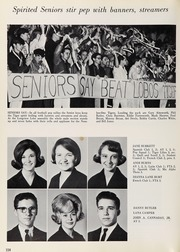 Page 234, 1966 Edition, Texas High School - Tiger Yearbook (Texarkana, TX) online yearbook collection