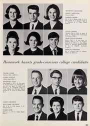 Page 235, 1966 Edition, Texas High School - Tiger Yearbook (Texarkana, TX) online yearbook collection
