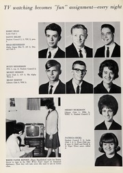 Page 246, 1966 Edition, Texas High School - Tiger Yearbook (Texarkana, TX) online yearbook collection