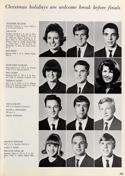 Page 249, 1966 Edition, Texas High School - Tiger Yearbook (Texarkana, TX) online yearbook collection