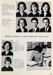Page 251, 1966 Edition, Texas High School - Tiger Yearbook (Texarkana, TX) online yearbook collection