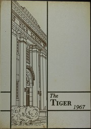 Texas High School - Tiger Yearbook (Texarkana, TX) online yearbook collection, 1967 Edition, Page 1