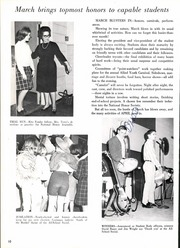 Page 14, 1967 Edition, Texas High School - Tiger Yearbook (Texarkana, TX) online yearbook collection