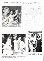 Page 16, 1967 Edition, Texas High School - Tiger Yearbook (Texarkana, TX) online yearbook collection
