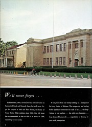 Page 6, 1967 Edition, Texas High School - Tiger Yearbook (Texarkana, TX) online yearbook collection