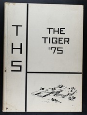 Page 1, 1975 Edition, Texas High School - Tiger Yearbook (Texarkana, TX) online yearbook collection