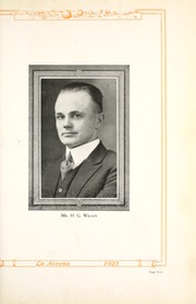 Page 11, 1923 Edition, Amarillo High School - La Airosa Yearbook (Amarillo, TX) online yearbook collection