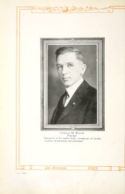 Page 14, 1923 Edition, Amarillo High School - La Airosa Yearbook (Amarillo, TX) online yearbook collection
