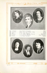 Page 16, 1923 Edition, Amarillo High School - La Airosa Yearbook (Amarillo, TX) online yearbook collection