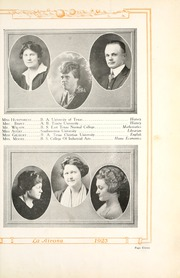Page 17, 1923 Edition, Amarillo High School - La Airosa Yearbook (Amarillo, TX) online yearbook collection